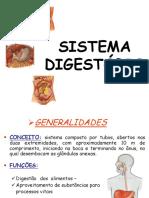Sistema Digestório