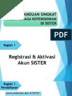 panduan sister