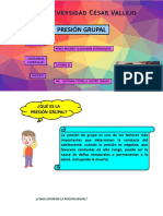 PRESIÓN GRUPAL