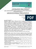 Administração de Medicamentos- Erros Cometidos Por Profissionais de Enfermagem e Condutas Adotadas