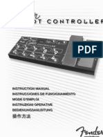 Cyberfoot Controller