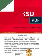 Matemàticas Financieras CREDITO FISCAL