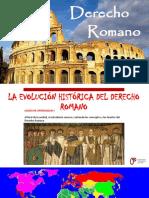 Primera Semana - Derecho Romano
