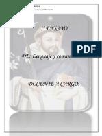 1° ENSAYO  lenguaje 8vo