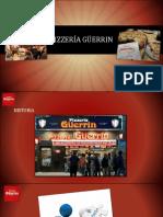 Pizzeria Guerrin Diapositivas