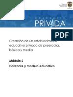 Módulo 2_Horizonte y ModPed