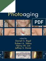 Photoaging Basic and Clinical Dermatology