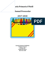 ONeill Elementary Preschool Handbook Spanish.pdf
