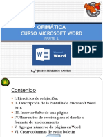 Microsoft Word. Ingenieria Civil
