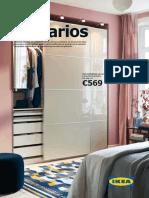 In-store Range Brochure Wardrobe Es Es