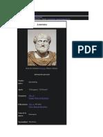 Aristóteles - CONOCETE A TI MISMO, Y DESCUBRIRAS EL MUNDO.docx
