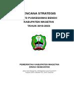 Renstra Bendo 2018-2023