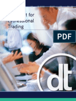 Blueprint for Professional Trading