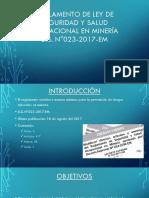 EXPOSICIÓN D.S. 023-2017-EM.pptx