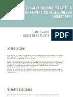 Selección de Calzado Como Estrategia de Prevención de Lesiones en Corredores