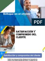 Enfoque en Los Clientes PPT2