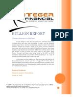 Bullion Research Report