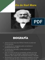 Filosofía de Karl Marx