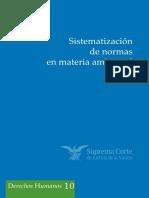 SCJN - SIstematización de normas en materia ambiental.pdf