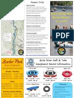 2019 Floater Info Guide