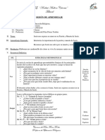 SESIÓN DE APRENDIZAJE N° 4 tercero.docx
