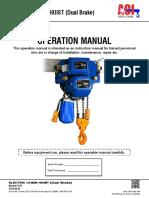 ECH Manual