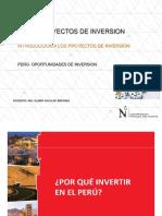 Clase Oportunidades de Inversion- 1era Clase-2019-1 - One Part