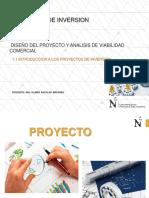 CLASE PROYECTOS DE INVERSIÓN- DISEÑO DEL PY Y VIABILIDAD COMERCIAL PARTE 1.1.pdf