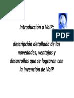 Introduccion a VozIp