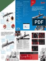 Torque Wrench Calibrator (TWC) Sales Leaflet