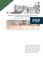 Marginalidad Urbana en El Cine Chileno Antes Y Despues de La Dictadura