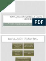 Revolución Industrial y Ley Del Seguro Social