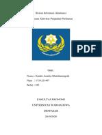 Diagram Aktivitas Penjualan Perhiasan PDF