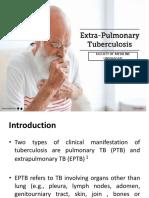 Extrapulmonary Tb (Eptb)