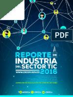 Reporte de Industria TICs 2017