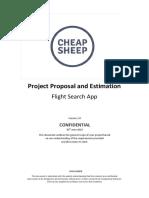 Flight Search App v 1.011