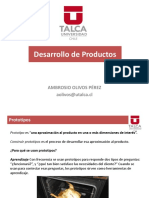 Desarrollo de Productos 2019 - Clase13