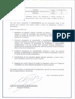 ES-SGSST-PO-01 - Política de Seguridad y Salud en El Trabajo v.00