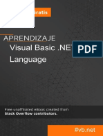 Visual Basic Net Language Es Desconocido