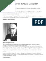 Etapas del desarrollo de Viktor Lowenfeld.docx