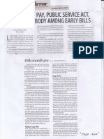 Business Mirror, July 2, 2019, 14th-Month pay, public service act, mrga cebu body among early bills.pdf