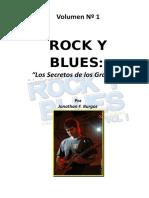 Curso Nº 1 - Rock y Blues - Los Secretos de Los Grandes