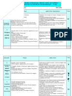 Planif Mat 5º