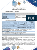 Activity guide and evaluation rubric - Phase 1 - Inform and characterize the food raw material selected.docx