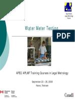 Water Meter Testing  APLMF Training-C09702880_9