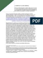 LA CIENCIA Y LA NO CIENCIA (apuntes Patricia).docx
