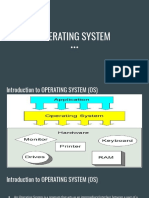 Operating Systems Concept