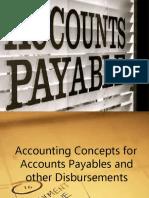 Audit of Accounts Payable