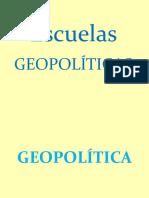 Escuelas Geopoliticas Ok