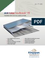 TDS Kingspan AIR-CELL Insulbreak-FR